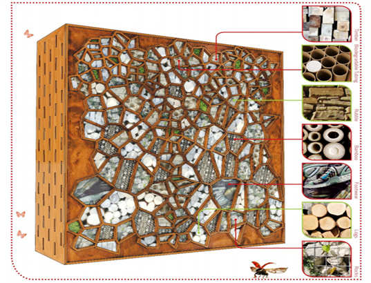 Insect Hotels Learning Landscapes Design